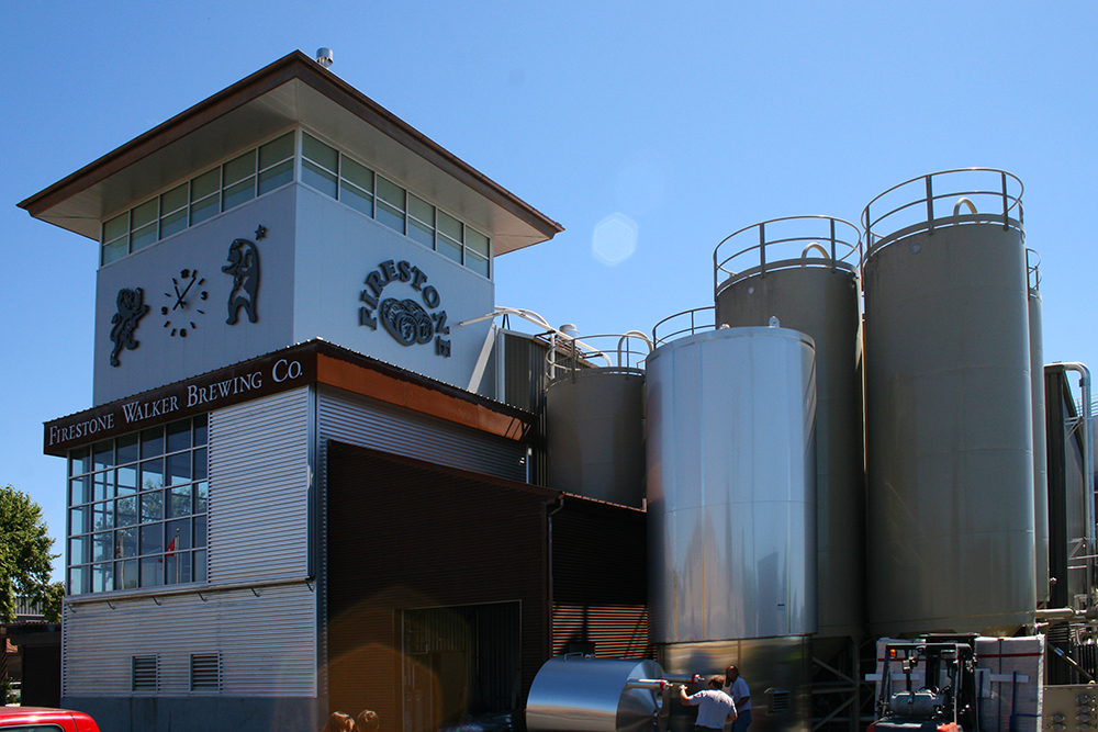 Firestone Walker Brewing Company – proBIER! on Tour in Paso Robles, CA