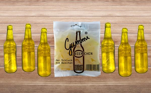 Gummibierchen – Das Bier zum Naschen – Geht sowas überhaupt?