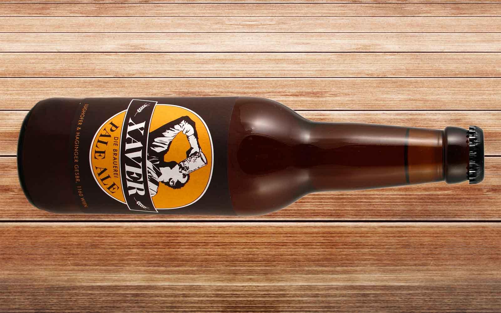 """Das """"Pale Ale"""" von der """"XAVER Brauerei"""" – Craftbier made in Vienna"""