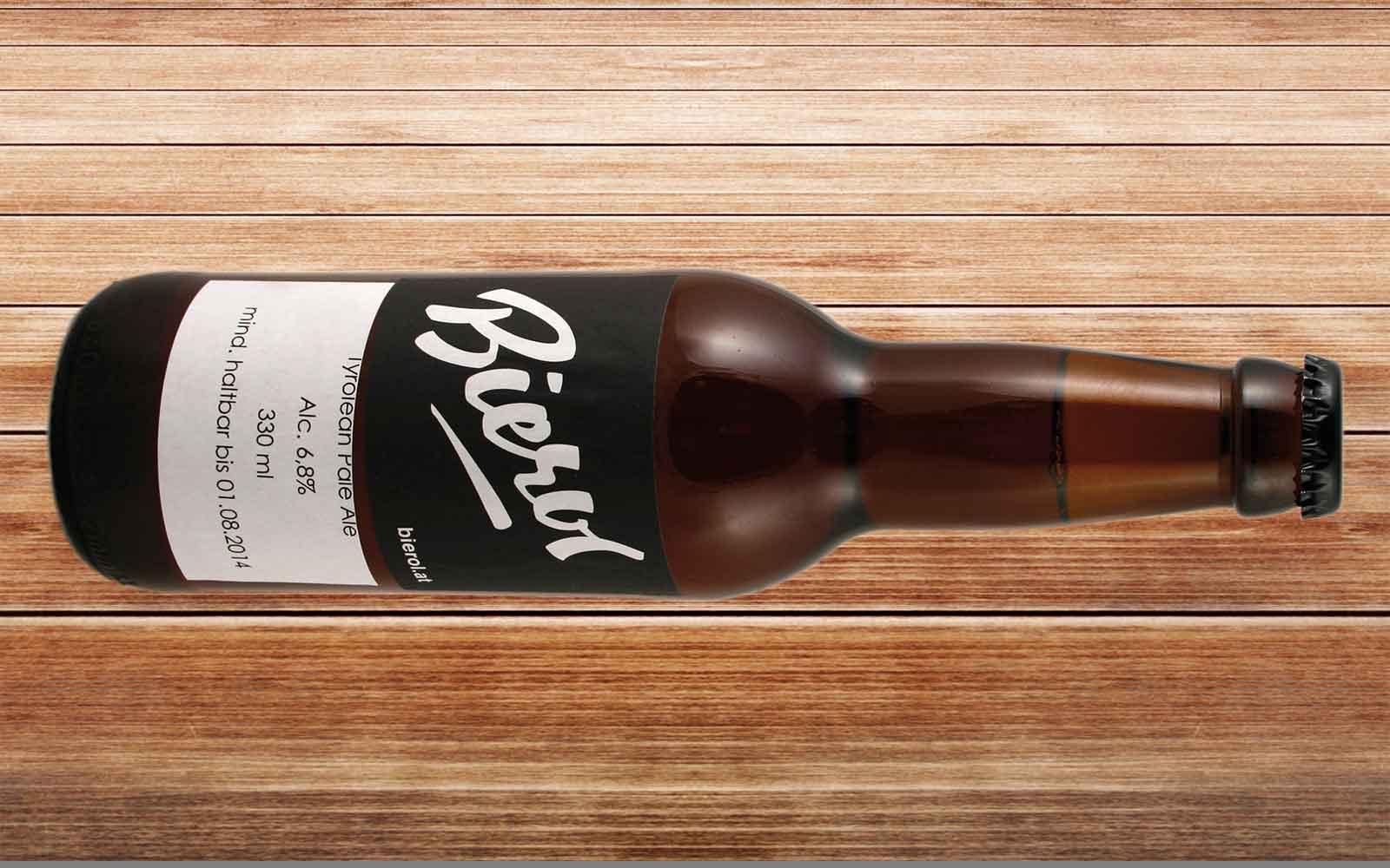 Tyrolean Pale Ale – Die Bieroler Craftbier Offensive