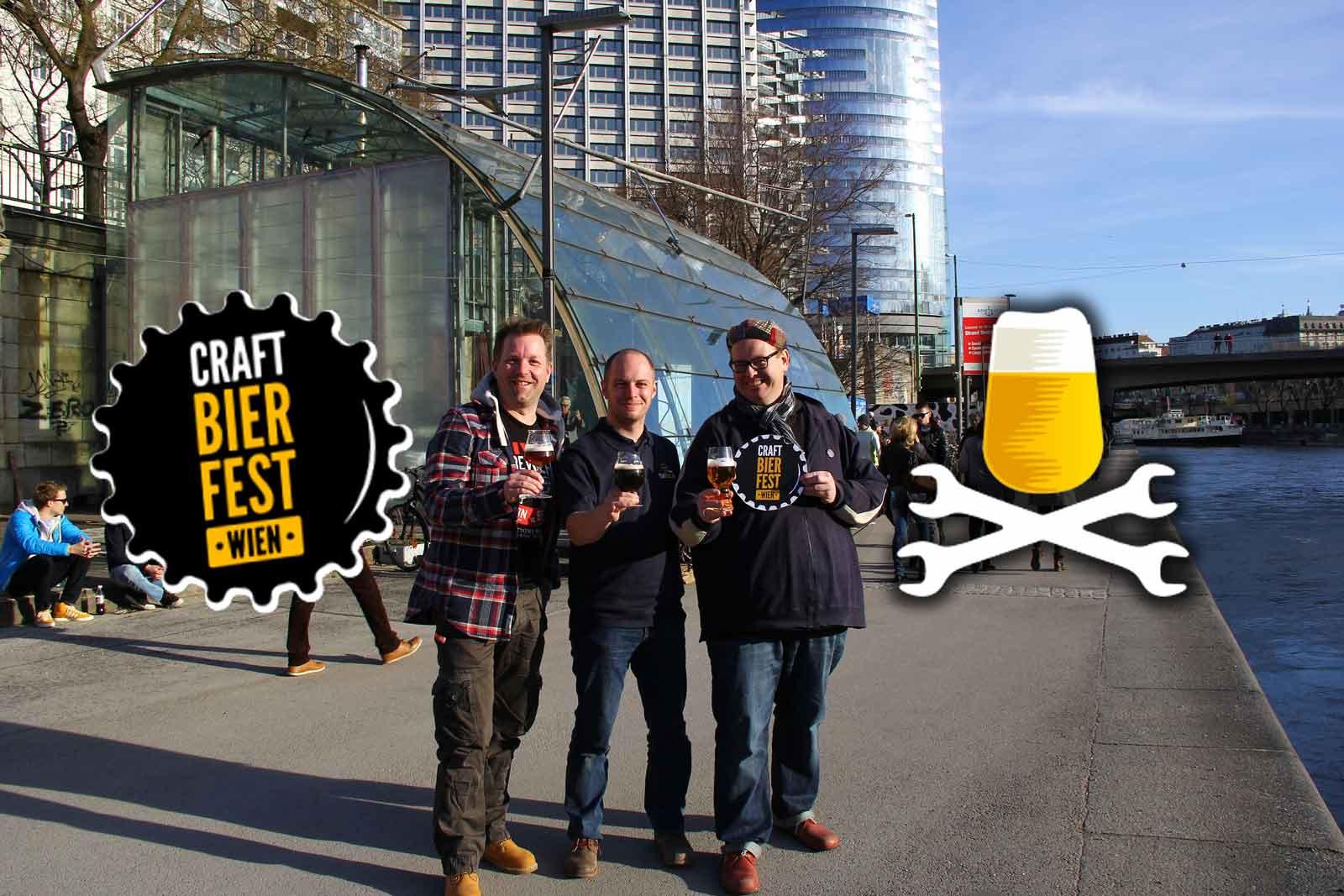 Es ist fix: Wien bekommt im Mai sein eigenes Craft Bier Fest
