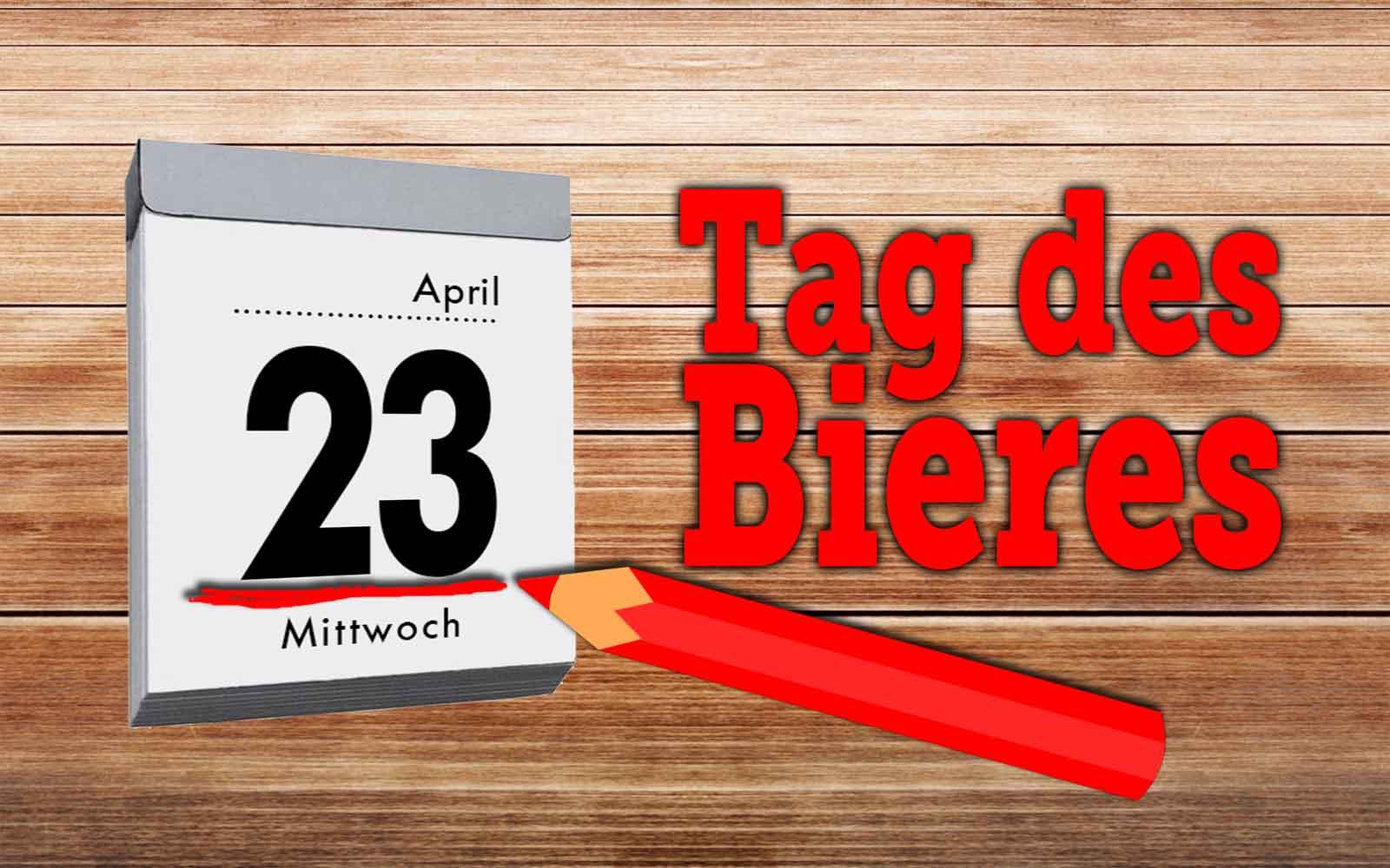 """Am 23.April ist """"Tag des deutschen Bieres"""" – Biersommeliere bereiten sich vor"""