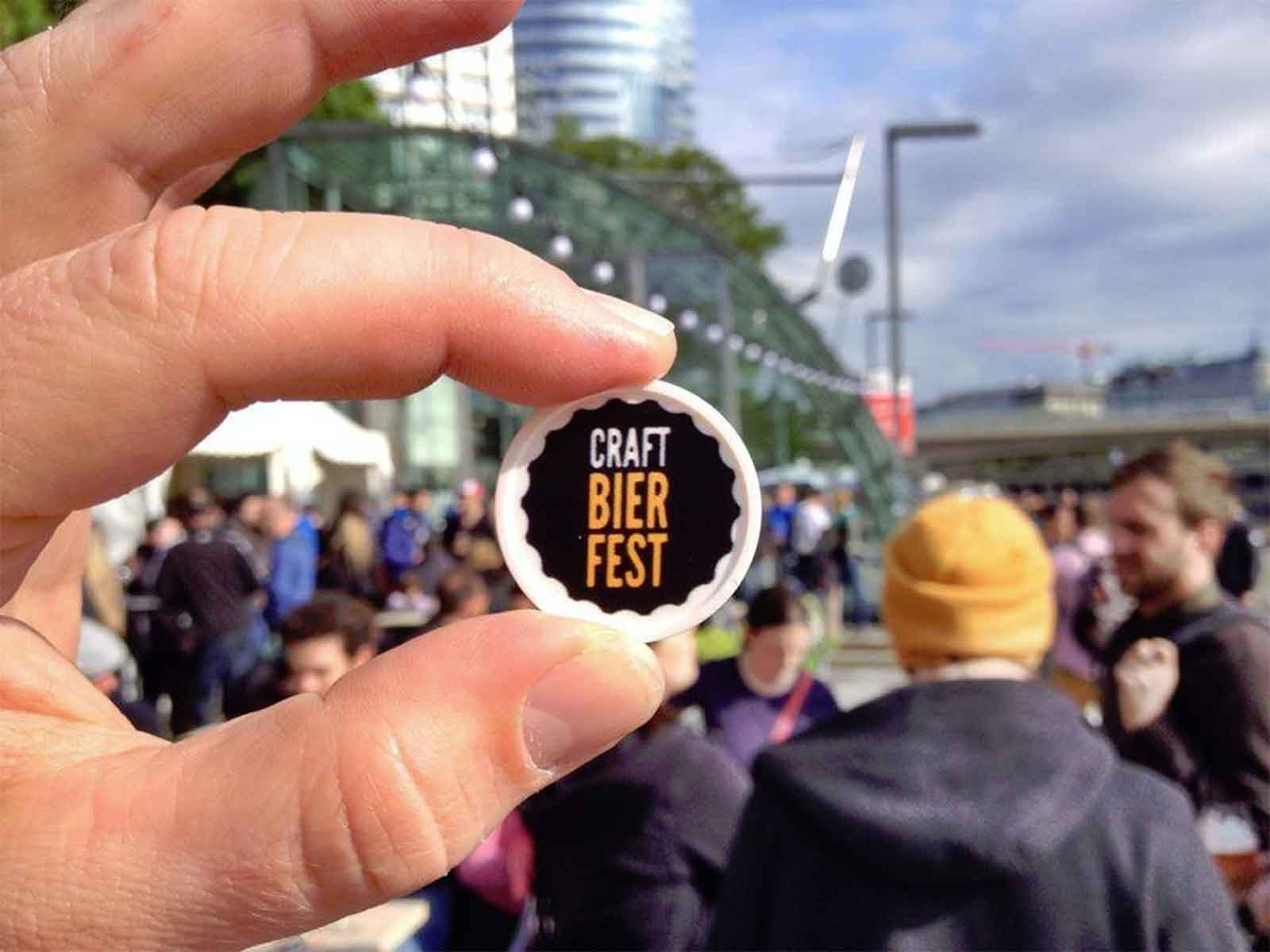 Kraftlos aber glücklich nach Craft Bier Fest Wien