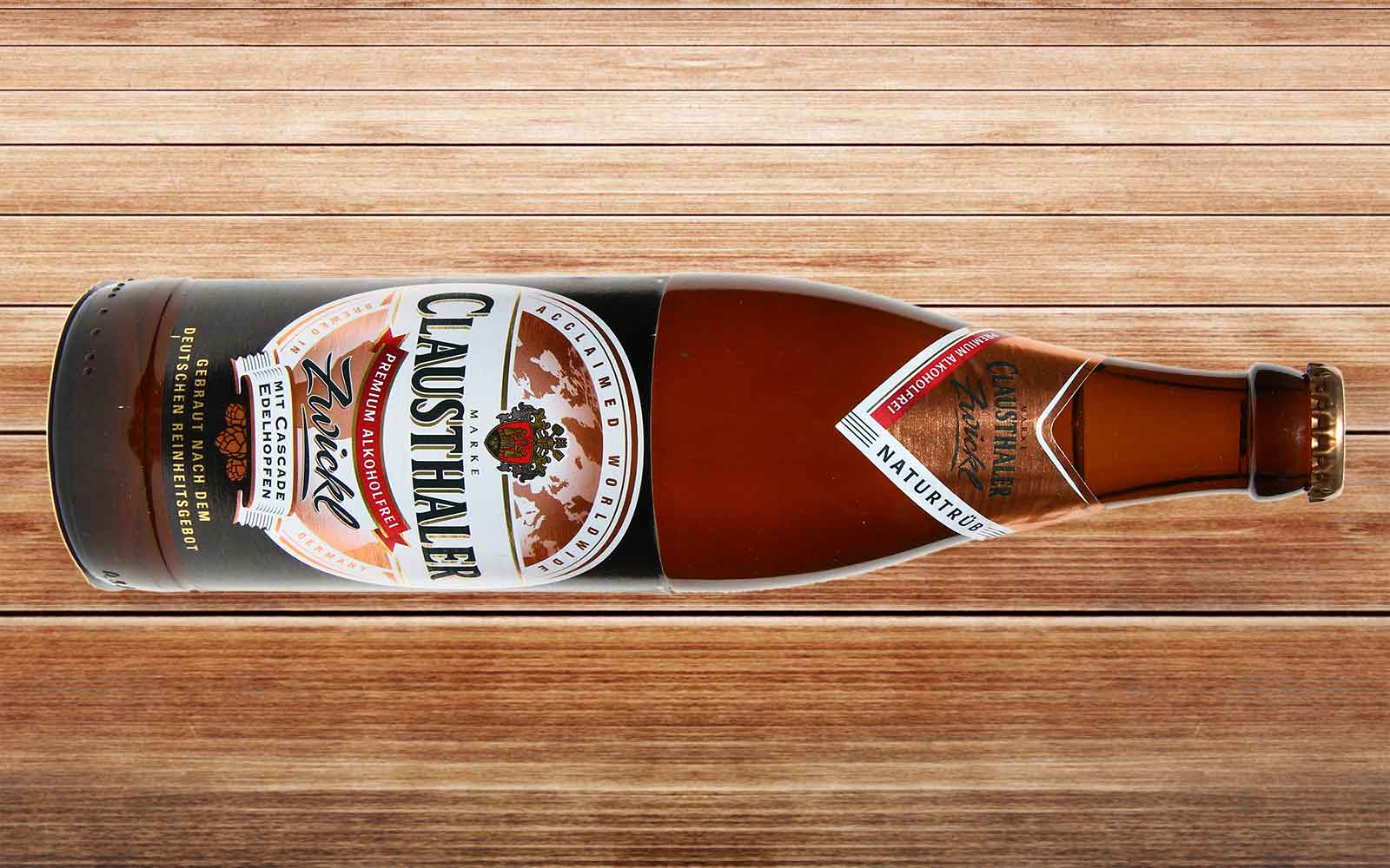 Clausthaler Zwickl – das hopfengestopfte Alkoholfreie