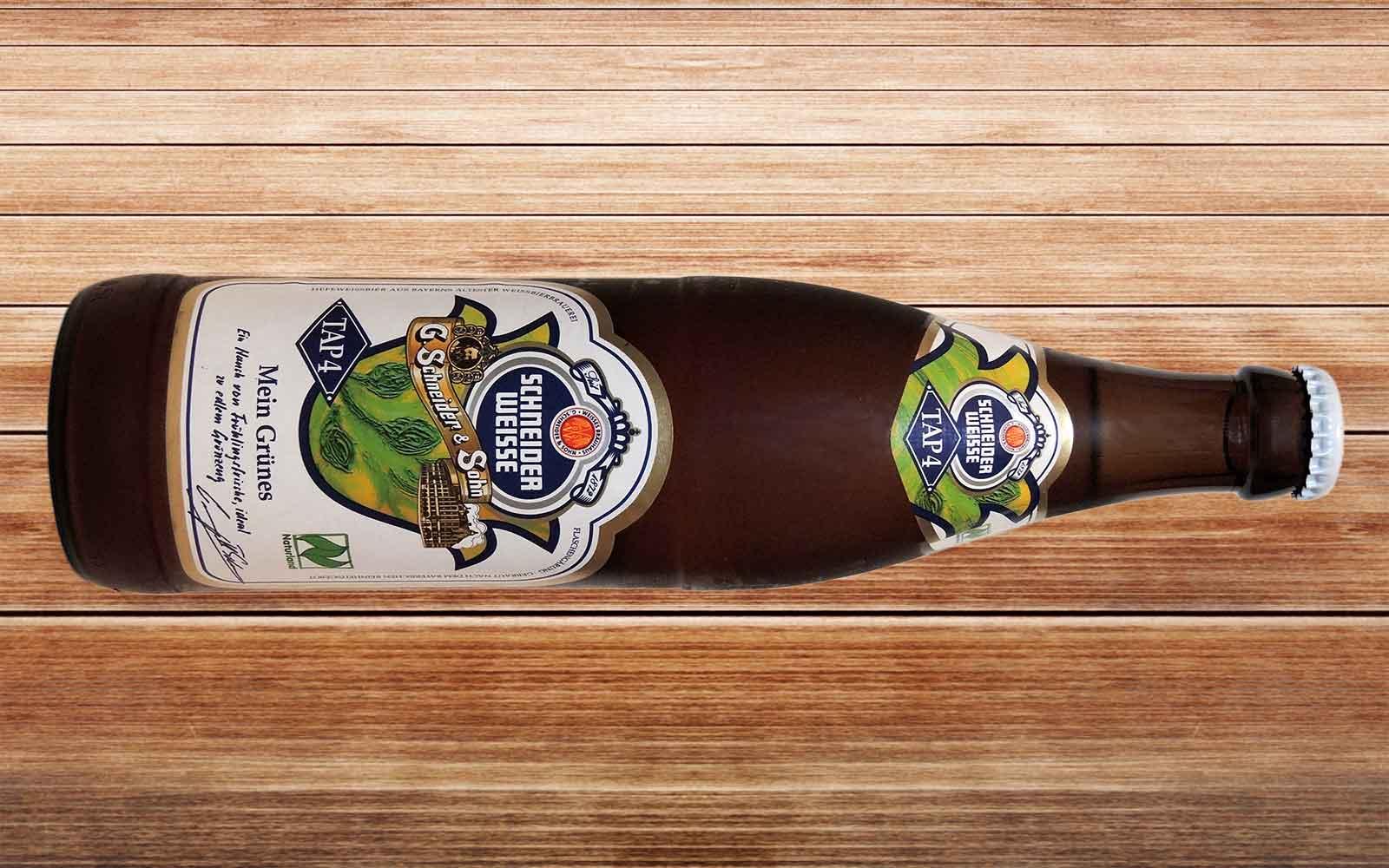 TAP4 – Mein Grünes – Die hopfige Seite der Schneider-Weisse