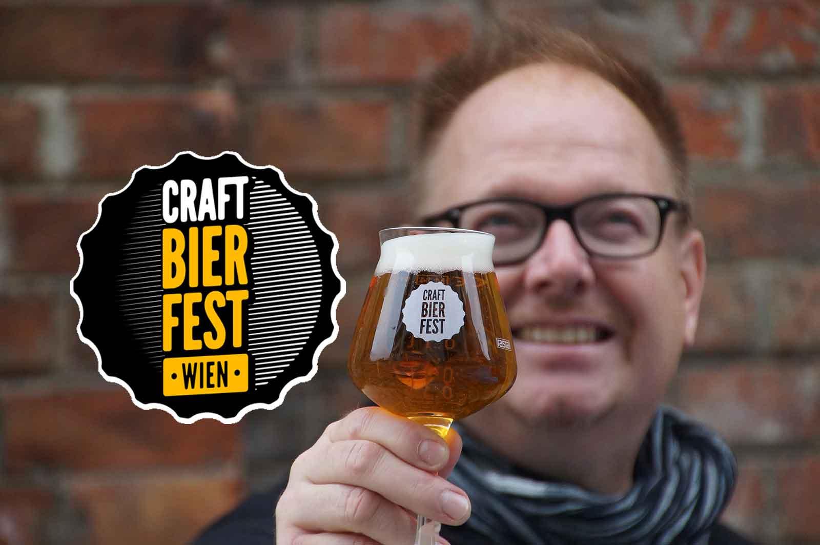 Zweites Craft Bier Fest Wien – Kooperation mit Festen in Berlin und Budapest