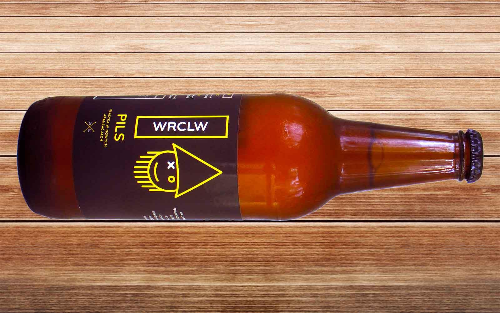 WRCLW Pils aus Wroclaw – Browar Stu Mostów
