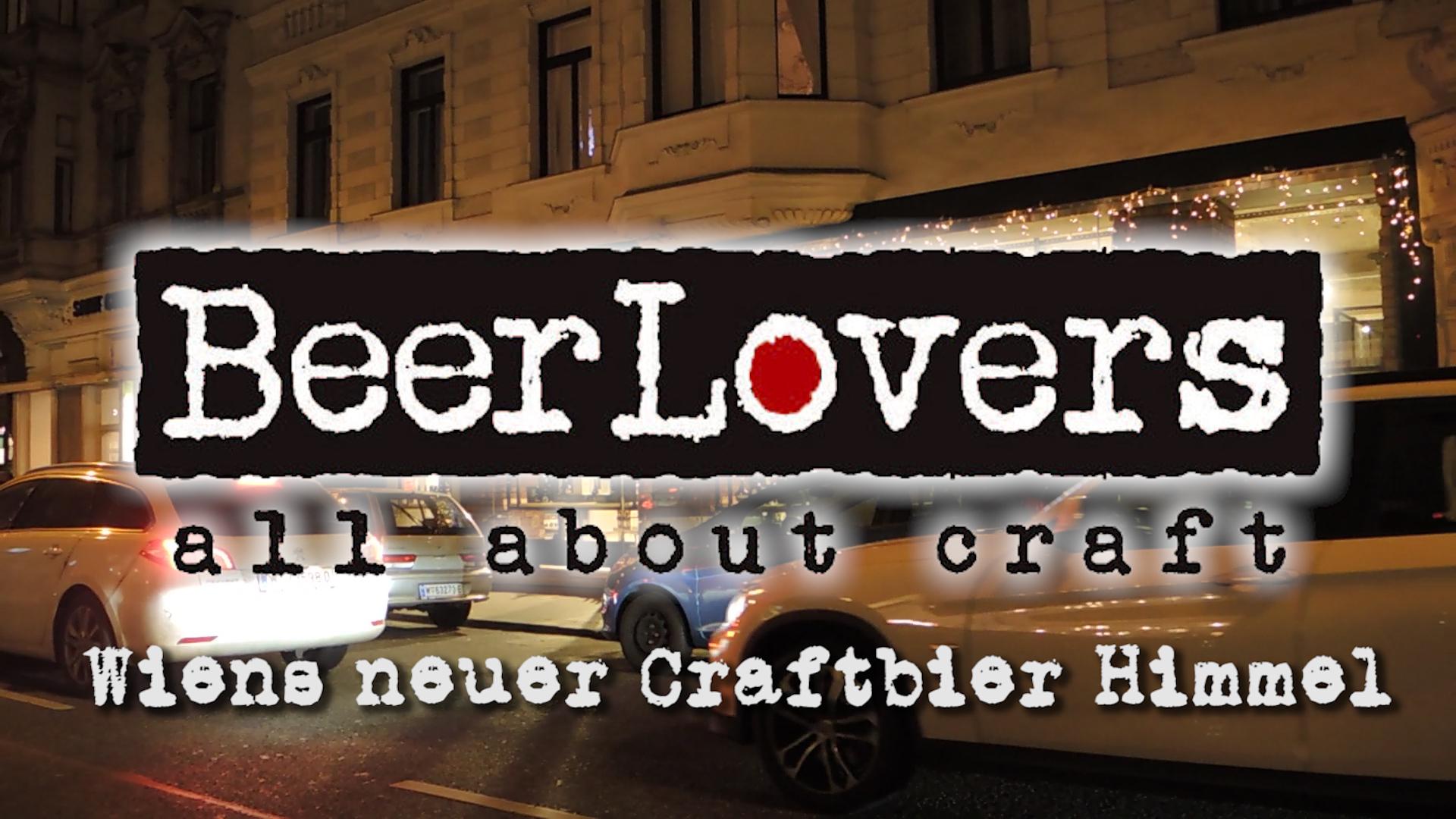 BeerLovers – Die Bodenstation des Craftbier Himmel