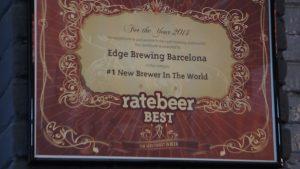 Edge Brewing Barcelona