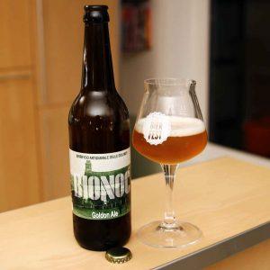 Bionoc Goldon Ale
