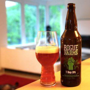 Rogue Ale - 7 Hops IPA