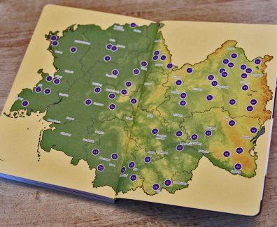 So Braut Deutschland - Karte