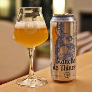Belgo Sapiens Brewers Blanche de Thines