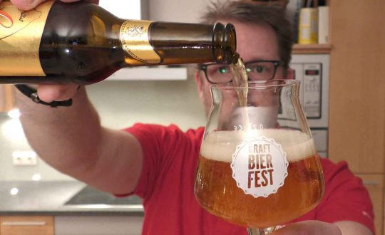 Core Beer - Kürbiskernbier