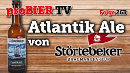 proBIER.TV – Atlantik Ale von Störtebeker | #264 | Craft Beer Review [4K]