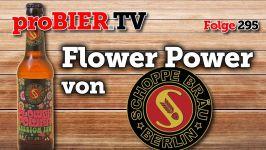 Flower Power von Schoppe Bräu | proBIER.TV – Craft Beer Review #295 [4K]