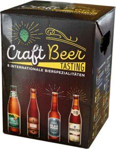 Aldi Hofer Craft Bier Beer Box