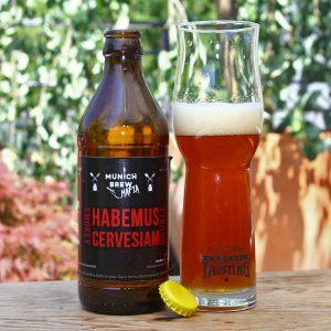 Habemus Cervesiam - Munich Brew Mafia