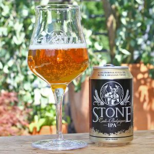 Stone Brewing - Cali Belgique