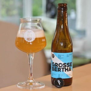 Brussels Beer Project -Grosse Bertha