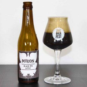 Mükon - Black IPA