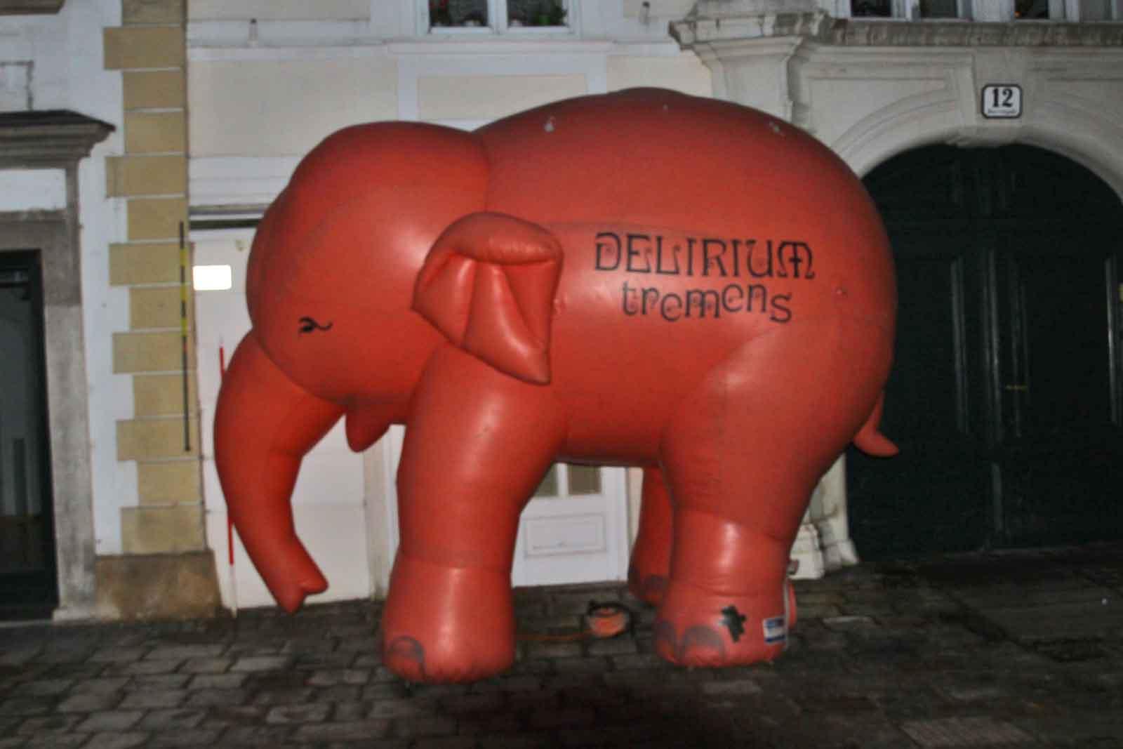 30.Delirium Cafe in Wien feierlich eröffnet