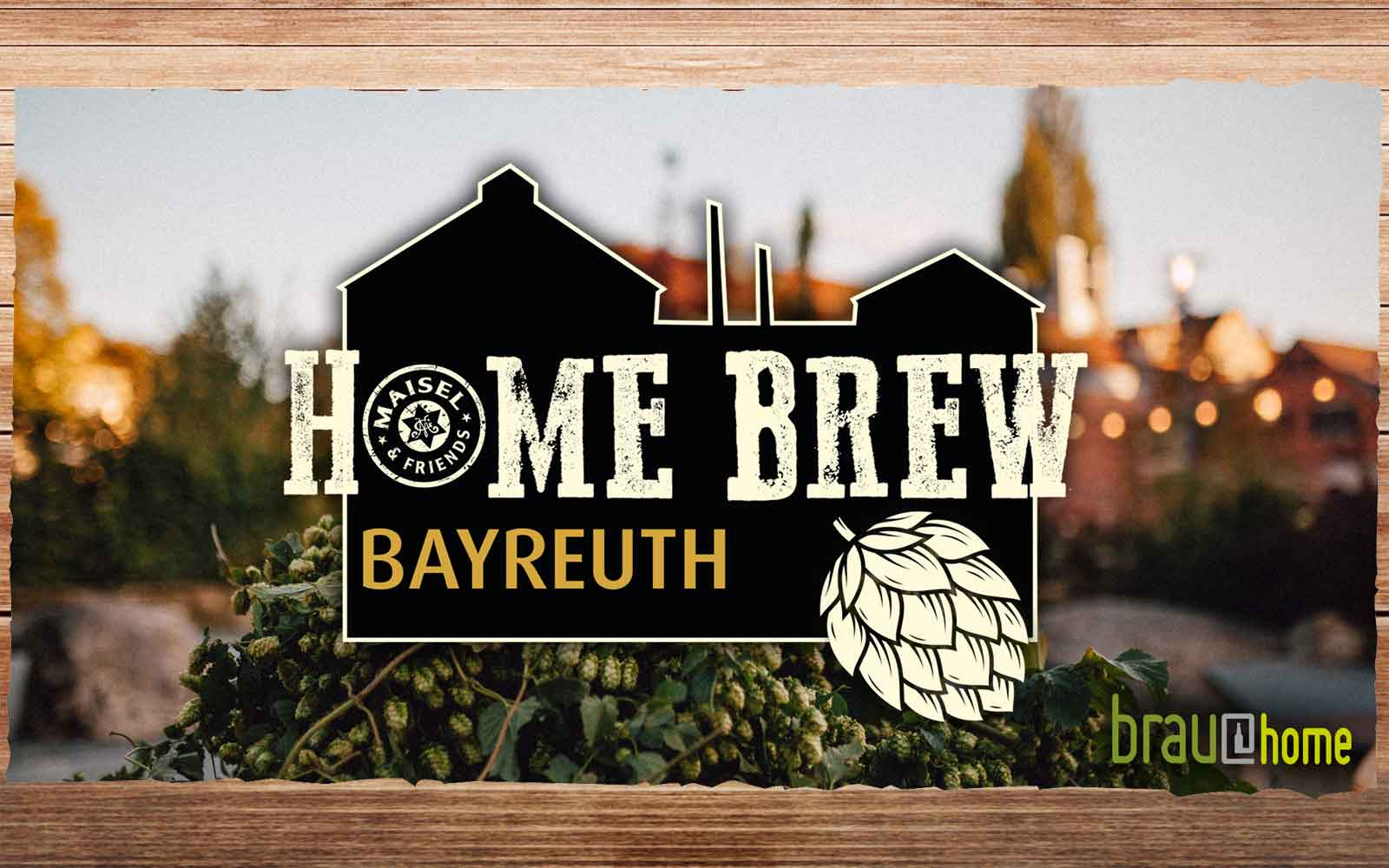 Event: Home Brew Bayreuth