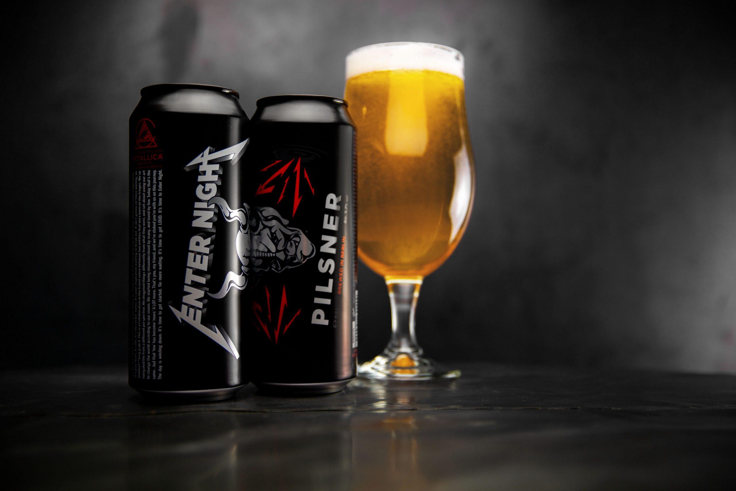 Stone Brewing braut Metallica Bier
