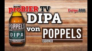 DIPA von Poppels | proBIER.TV – Craft Beer Review #888 [4K]