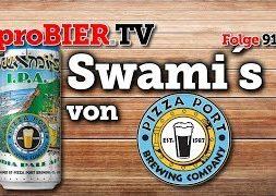 Swarmi´s IPA von Pizzaport | proBIER.TV – Craft Beer Review #914 [4K]