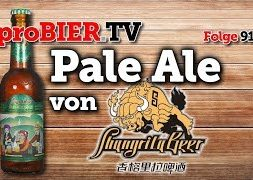 Pale Ale von Shangri-La Beer | proBIER.TV – Craft Beer Review #915 [4K]