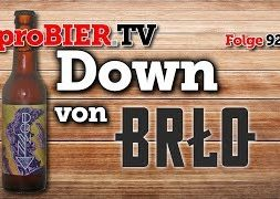 Down von BRLO | proBIER.TV – Craft Beer Review #920 [4K]