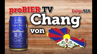 Chang von Darawug Tibet Chang Co. | proBIER.TV – Craft Beer Review #924 [4K]