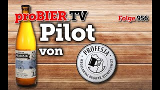 Pilot von Browar Profesja | proBIER.TV – Craft Beer Review #956 [4K]
