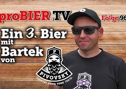 Ein 3. Bier mit Bartek von Browar Pivovsky | proBIER.TV – Craft Beer Review #961 [4K]