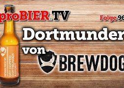 Dortmunder Export von Brewdog Berlin | proBIER.TV – Craft Beer Review #965 [4K]