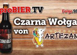 Czarna Wolga von Browar Artezan   proBIER.TV – Craft Beer Review #983 [4K]