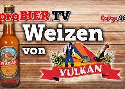 Weizen von Vulkan Brauerei   proBIER.TV – Craft Beer Review #985 [4K]