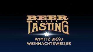 Weihnachtsweisse von Wimitzbräu | proBIER.TV – Craft Beer Review #1041 [4K]