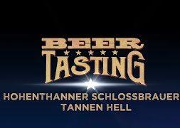 Tannen Hell von Hohenthanner Schloßbrauerei | proBIER.TV – Craft Beer Review #1037 [4K]