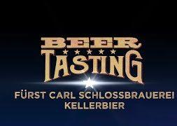 Kellerbier von Fürst Carl Schlossbrauerei   proBIER.TV – Craft Beer Review #1047 [4K]
