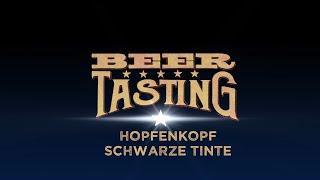 Schwarze Tinte von Hopfenkopf   proBIER.TV – Craft Beer Review #1040 [4K]