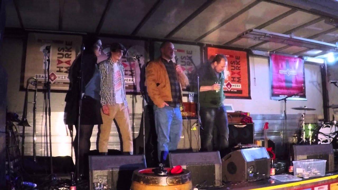 1 Year of Beer – Brauwerk Party bei strömendem Regen