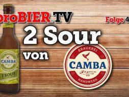 2 Stout – Das bayerische Schankbier der Camba Bavaria