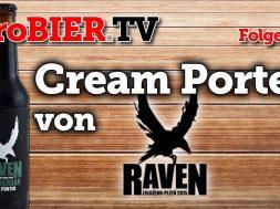 proBIER.TV – Cream Porter von Raven   #222   Craft Beer Review