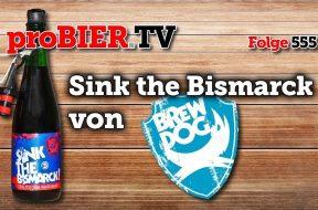 41% Schlachtschiff – Sink the Bismarck von Brewdog