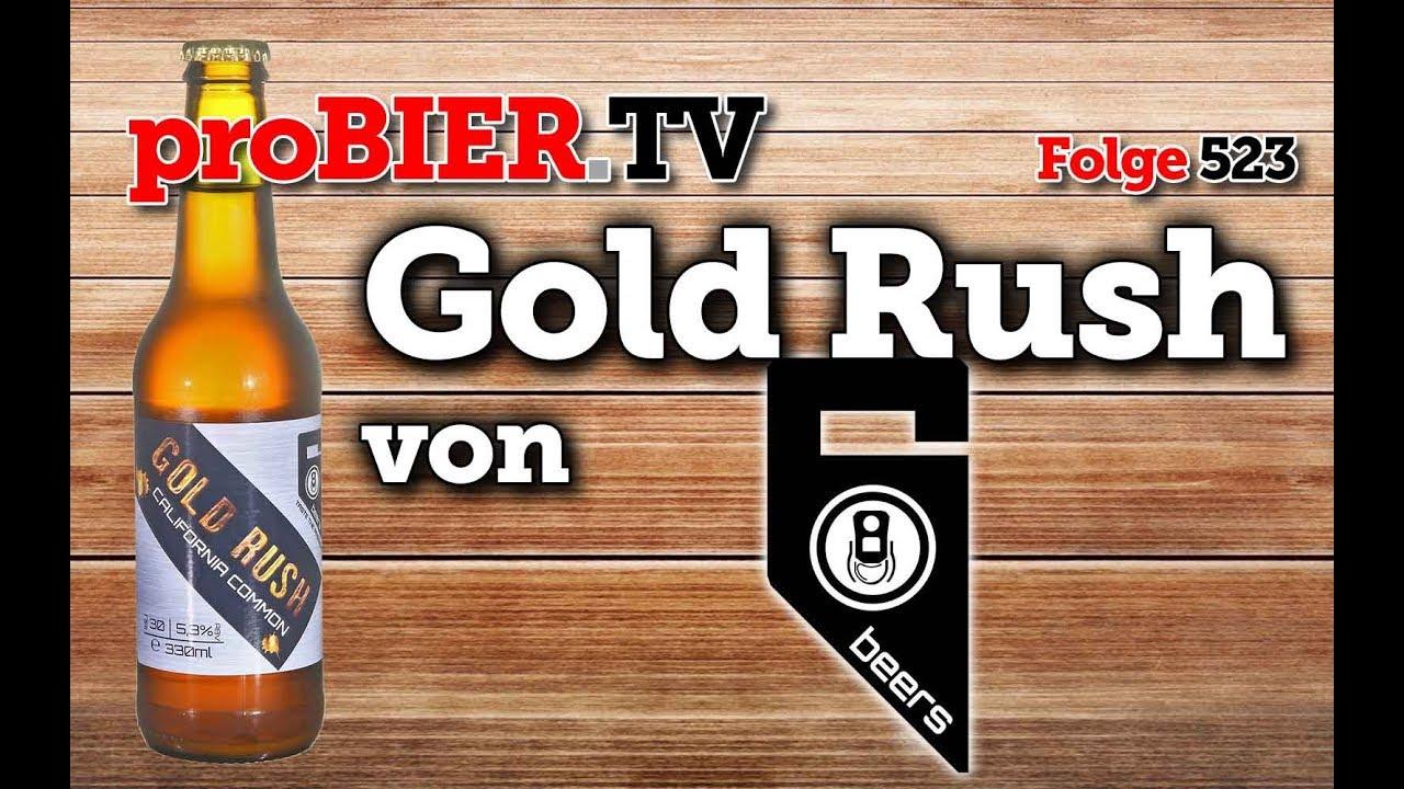 6 Beers im Gold Rush – In Kalifornien eher gewöhnlich