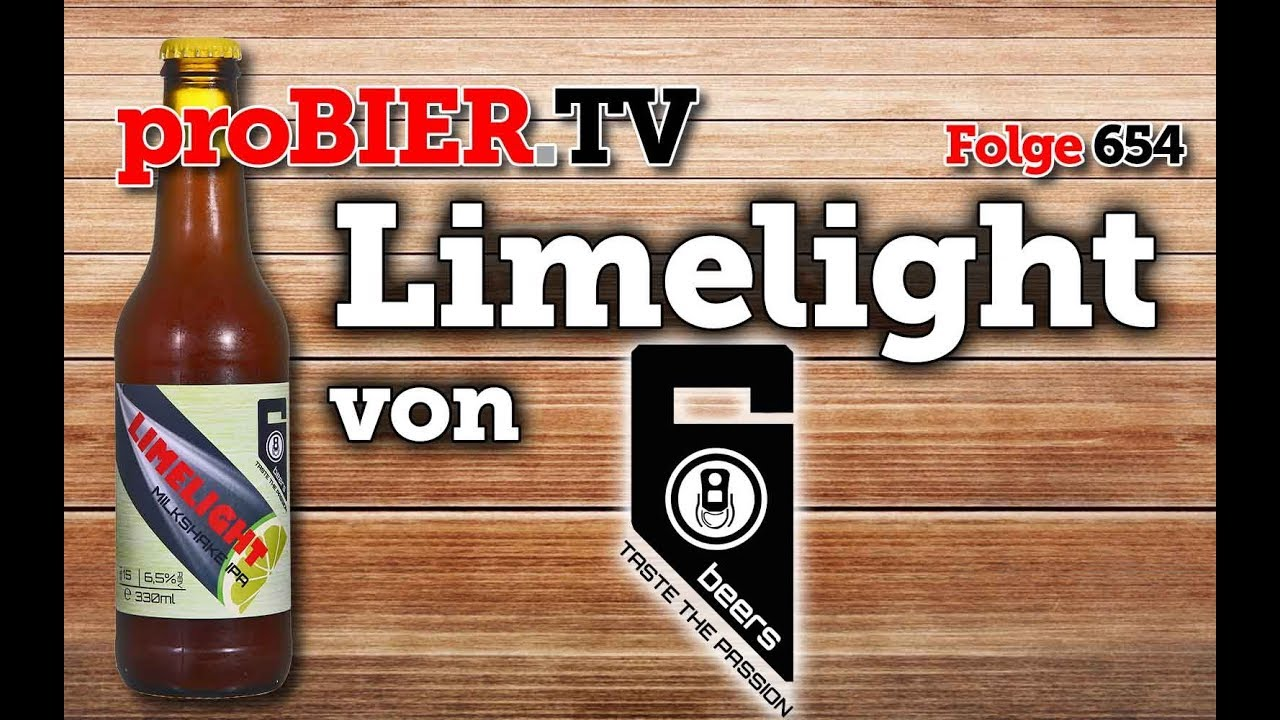 6 Beers knipst das Limelight an – NEIPA
