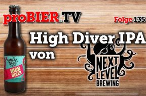 Abtauch IPA – High Diver von Next Level Brewing