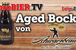 Aged Bock – Ein europäischer Star von Schwarzbräu